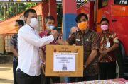 Kemnaker Sumbang APD bagi Tenaga Medis di Serang