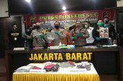 Selama PSBB, Aksi Perampokan di Jakarta Meningkat Tajam