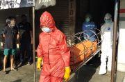 Mayat Pria Tanpa Identitas Ditemukan di WC Umum Depan Terminal Kota Tasikmalaya