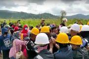 Ratusan Nelayan Tambak di Konawe Demo Tuntut Ganti Rugi Lahan