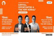 Talkshow Industry F&B Menggeliat Songsong New Normal di RCTI