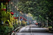 Weekend Kota Bandung Cerah dan Berawan Sepanjang Hari