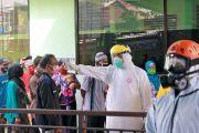 Ribuan Warga Kediri Dirapid Test Covid-19 Massal