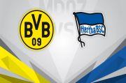 Jelang Dortmund vs Hertha: Hummels Absen, Haaland Masih Misterius