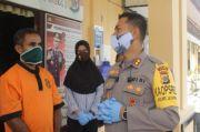 Polres Jayapura Amankan Pelaku Cabul terhadap Anak Kandung