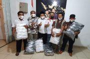 Donasikan Ribuan Masker dan Sembako, JCUIM: Rasa Empati Harus Muncul saat Pandemi Covid-19