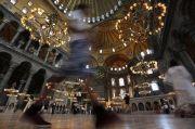 Media Turki: Erdogan Ingin Ubah Hagia Sophia Jadi Masjid