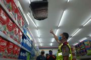 Pencuri Bobol ATM di Dalam Minimarket