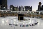 Umrah Masih Dihentikan, Pembatasan di Masjidilharam Hingga 21 Juni