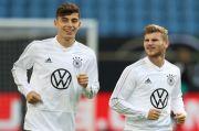 Klopp Akui Kualitas Werner dan Havertz, Sayangnya Liverpool Agak Pendiam