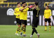 Gol Tunggal Emre Can Penentu Kemenangan Dortmund