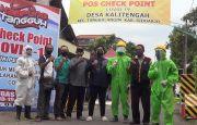 Mendekati Akhir PSBB III, Kampung Tangguh di Sidoarjo Perketat Akses Warga