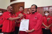 Achmad Purnomo Resmi Terima Surat Penolakan Mundur dari PDIP Solo