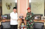Danjen Kopassus - Kepala BNPT Bahas Sinergitas Penanggulangan Terorisme