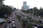 Jalanan Macet saat Pulang Kantor, Tandanya Jakarta Kembali Normal