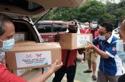 Hadapi New Normal, WLCI Bersama Wuling Donasikan Masker dan Sembako ke Panti Asuhan