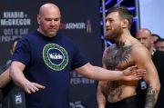 Presiden UFC Dana White Restui McGregor Pensiun