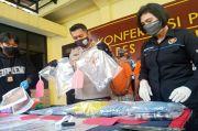 Polisi Tembak Mati Sepesialis Curanmor Bersenpi di Mojokerto