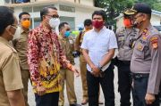Nurdin Abdullah Minta Pengamanan Rumah Sakit di Makassar Diperketat