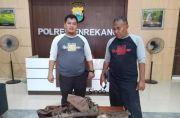 Senpi Diduga Peninggalan Pasukan Kahar Muzakkar Ditemukan di Gunung Lakawan