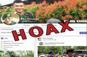 Coreng Citra TNI Angkatan Darat, Kadispenad: Proses Hukum Akun Palsu @Yostanabe88