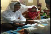Viral, Pemuda di OKI Nikahi Mbah Gambreng yang Berusia 65 Tahun