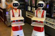 Kurangi Kontak, Restoran di Belanda Gunakan Robot sebagai Pramusaji