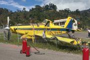 Pesawat Pelita Air Tergelincir di Bandara Karubaga Papua