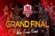 Grand Final IEL University Super Series 2020 Berlangsung Online