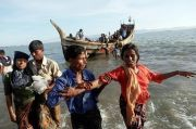 Diselundupkan Pakai Kapal Rusak, Malaysia Tahan 269 Warga Rohingya