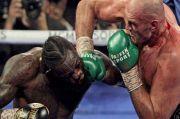 Duel Tyson Fury vs Deontay Wilder saat Malam Natal di Australia