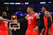 Penangguhan NBA Untungkan Rockets untuk Bangun Ulang Skuadnya