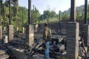 Belegede Ekowisata Milik Eka Santosa Ludes Terbakar, Kerugian Rp2 Miliar