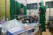 Pabrik Baja di Mojokerto Meledak, 9 Pekerja Terluka