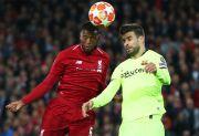 Barcelona Berencana Bajak Wijnaldum dari Liverpool
