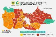 Pasien Covid-19 di Kabupaten Bogor Bertambah, Klaster Pasar Cileungsi Menjadi 26 Orang