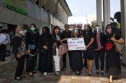 Dukung Rekan Seprofesi, Ratusan Notaris dan PPAT Gelar Aksi Solidaritas di PN Jaksel