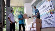 Di New Normal, AHM Kembali Bagikan 990 Sembako