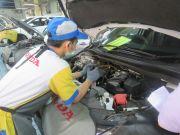 Honda Berikan Servis Mobil Gratis untuk 2.000 Lebih Dokter
