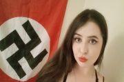 Jadi Teroris, Si Cantik Miss Hitler Dijebloskan ke Penjara Inggris