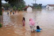 Banjir Rendam Ratusan Rumah Warga Kabupaten Tasikmalaya