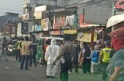 Video Nakes Pakai APD Jemput Warga Kopo Sayati Bikin Heboh