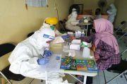 100 Pedagang Pasar Pancasila Kota Tasikmalaya Rapid Test Corona