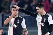Sampai Kapanpun Paulo Dybala Sulit Saingi Cristiano Ronaldo