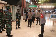 New Normal, Panglima TNI-Kapolri Tinjau Pasar Tanah Abang dan Bandara Soetta