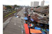 Kian Semrawut dan Bau, Pedagang Minta Pasar Kemiri Muka Depok Segera Dieksekusi