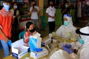 Khawatir Ditutup, Pedagang Pasar Perumnas Cirebon Tolak Rapid Test Massal