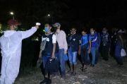 Satgas Yonif R-641 Amankan 35 WNI dari Malaysia Pulang Lewat Hutan