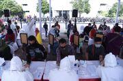 Hari Ke-14 Rapid Test BIN di Surabaya, 179 Hasilnya Reaktif