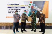 Sinar Mas Land Serahkan 1.000 Paket Personal Care ke Wisma Atlet